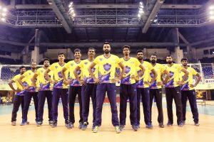 Chennai Spartans Team