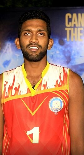 Ashwin Raj About Chennai Spartans