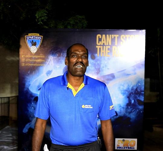 Manokaran About Chennai Spartans
