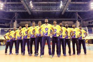 Chennai Spartans Team