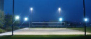 Volleyball ground